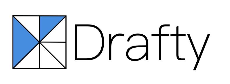 Draftyロゴ(通常)